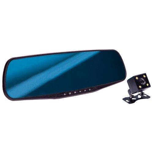 Видеорегистратор Camshel DVR 230, 2 камеры черный