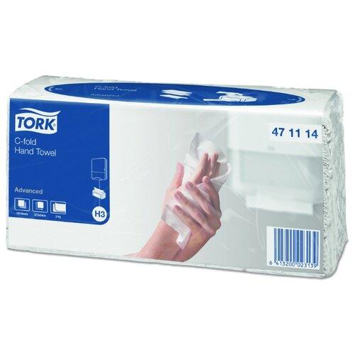 цена Полотенца бумажные TORK Advanced c-fold 471114 онлайн в 2017 году