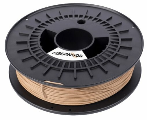 Fiber Force FiberWood пруток FiberForce 1.75 мм натуральный