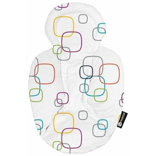 Купить Вкладыш 4moms для новорожденных Soft, Plush Fabric, Качели, шезлонги