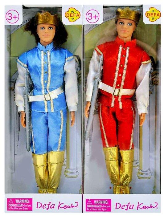 Кукла Defa Lucy Кевин Принц 8374