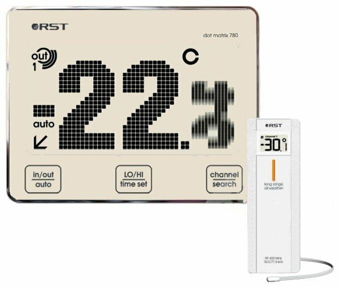 Термометр RST 02780 фото 1