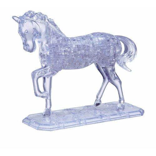 цена на 3D-пазл Crystal Puzzle Конь (91001), 100 дет.
