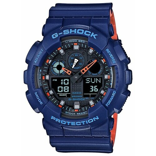 Наручные часы CASIO GA-100L-2A casio casio ga 700 2a