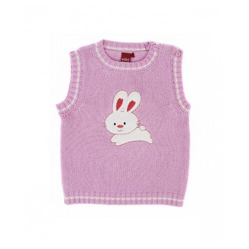 Жилет Reike размер 98, розовый жилет reike knit bb 17 80 48 24