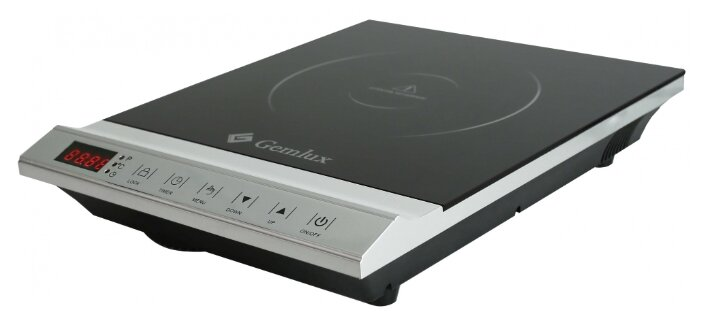 Электрическая плита Gemlux GL-IC28B — купить по выгодной цене на Яндекс.Маркете
