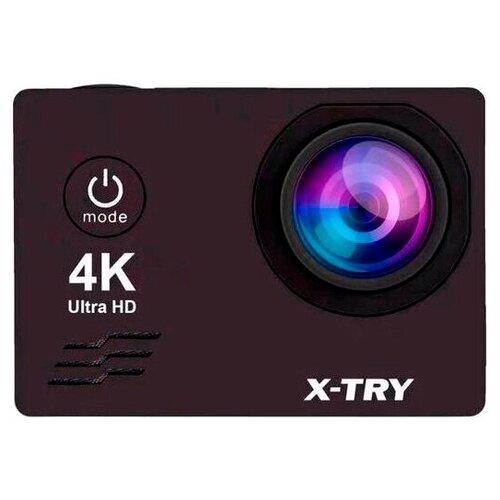 Экшн-камера X-TRY XTC163 черный