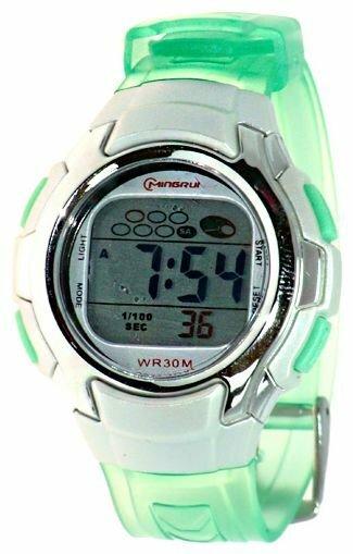 Наручные часы Mingrui 8520 green
