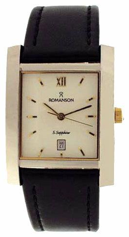 Наручные часы ROMANSON TL0226SXW(WH)