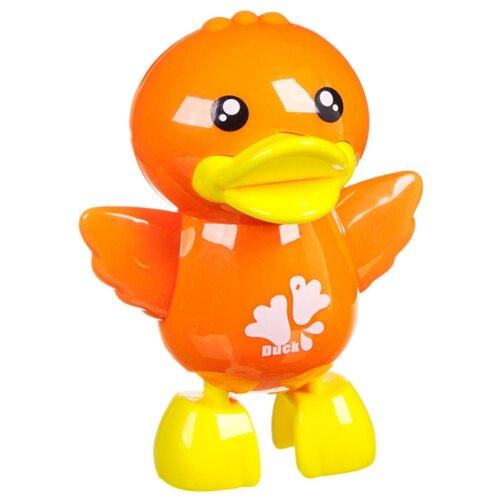 Игрушка для ванной BONDIBON Утенок (ВВ1872) оранжевый игрушка для ванной yako утенок