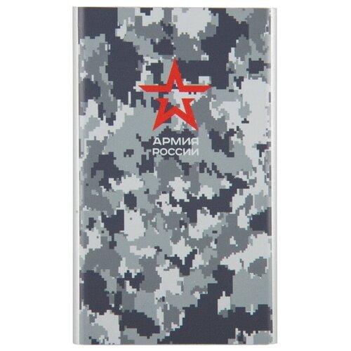 Аккумулятор Red Line J01 Армия России дизайн №25 УТ000017343, 4000 mAhУниверсальные внешние аккумуляторы<br>