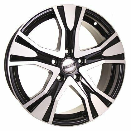 Колесный диск Neo Wheels 714 7x17/5x114.3 D60.1 ET39 BD