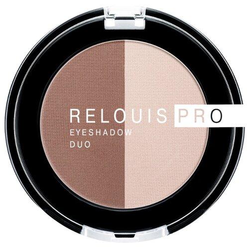 Relouis Pro Eyeshadow Duo 104