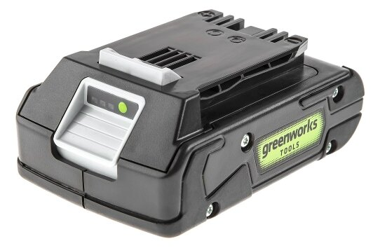 Аккумуляторный блок greenworks G24B2 2902707 24 В 2 А·ч