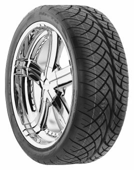 Автомобильная шина Nitto NT420S 255/40 R20 101V всесезонная