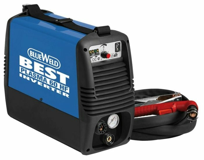 Инвертор для плазменной резки BLUEWELD Best Plasma 60 HF