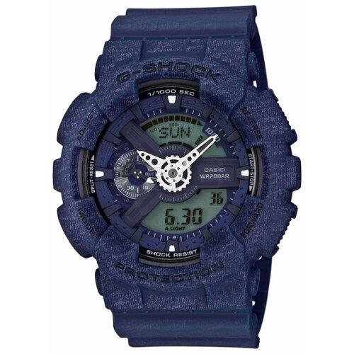 Наручные часы CASIO GA-110HT-2A casio casio ga 700 2a