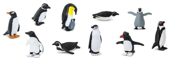 Фигурки Safari Ltd Пингвины 683404 фото 1