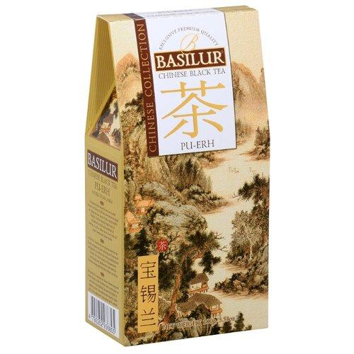 Чай пуэр Basilur Chinese collection Pu-erh, 100 г