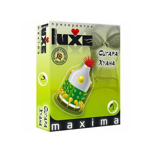 Презервативы LUXE Maxima Сигара Хуана (1 шт.) презервативы my size 49 160 36 шт