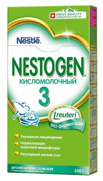 Смесь Nestogen (Nestlé) 3 кисломолочный (с 12 месяцев) 350 г