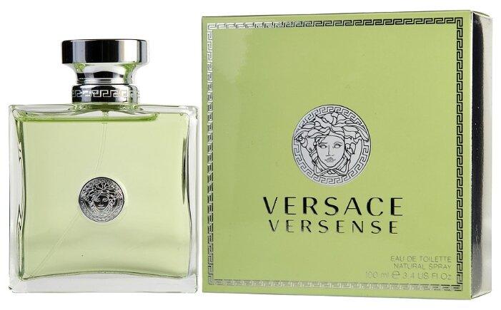 Купить Versace Versense по выгодной цене на Яндекс.Маркете 2269ec8021580