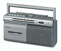 Магнитола Sony CFM-20