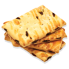 Печенье Семейка ОЗБИ затяжное с изюмом, яблоком и корицей, 625 г