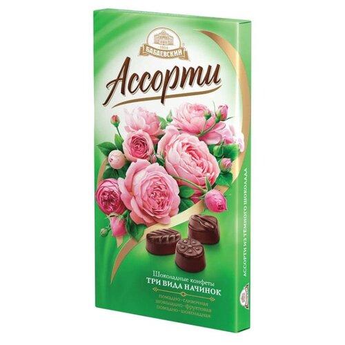 леденцы бабаевский ассорти карамельное 250 г Набор конфет Бабаевский Ассорти Букеты 300 г