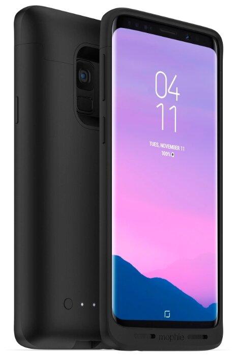 Mophie Чехол аккумулятор Juice Pack 2070mAh для Samsung Galaxy S9 Черный 401001478