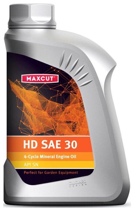 Масло для садовой техники MAXCUT HD SAE 30 1 л