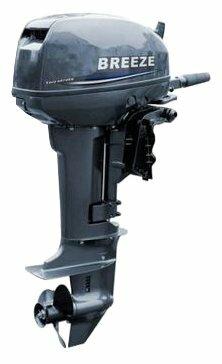 Лодочный мотор BREEZE F6S