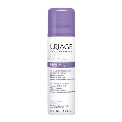 Uriage Дымка-спрей для интимной гигиены Gyn-Phy, 50 мл