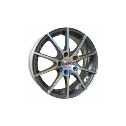 Фото - Колесный диск ALCASTA M08 6x15/5x100 D57.1 ET38 GMF колесный диск alcasta m02 6x14 5x100 d57 1 et38 gmf