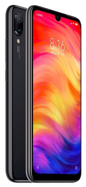 Смартфон Xiaomi Redmi Note 7 4/64GB Blue Global Version