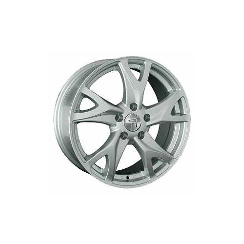 Фото - Колесный диск Replay MZ112 7х17/5х114.3 D67.1 ET45, silver колесный диск replay sz6 6 5х17 5х114 3 d60 1 et45 s