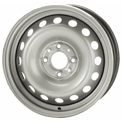 Фото - Колесный диск Trebl X40014 6x15/4x100 D60.1 ET36 Silver колесный диск legeartis mz28 7 5x18 5x114 3 d67 1 et60 silver