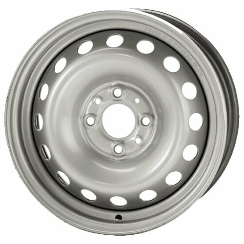 Колесный диск Trebl X40014 6x15/4x100 D60.1 ET36 Silver