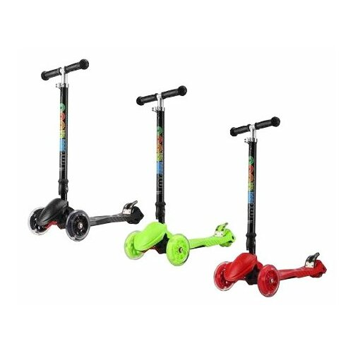 Детский кикборд Roing Scooters RO206 scooter marvel spider man t58410 kick scooters foot scooters kick scooters foot scooters aprilpromo