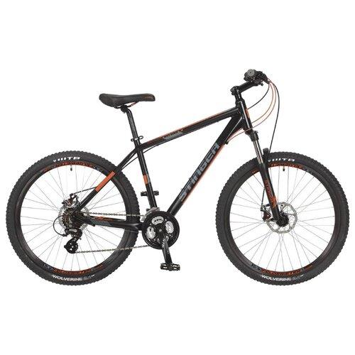 Горный (MTB) велосипед Stinger Reload D 26 (2017) черный 16