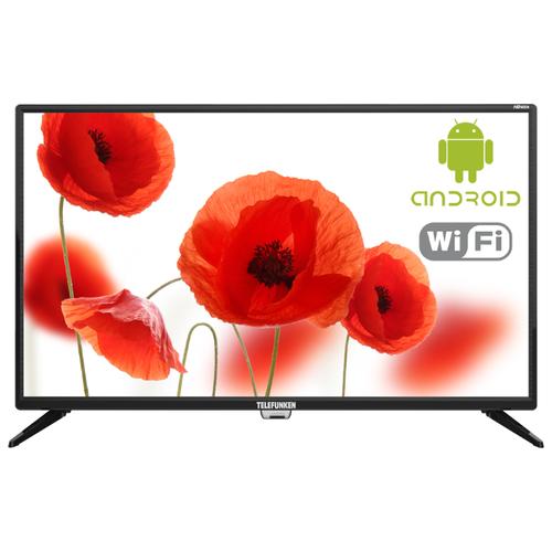 цена на Телевизор TELEFUNKEN TF-LED32S86T2S 31.5 (2019) черный