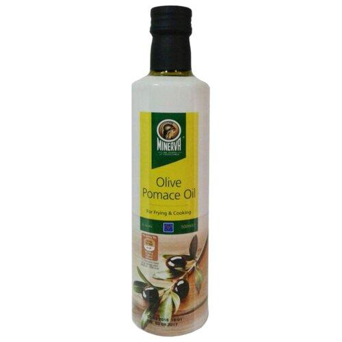 MINERVA Масло оливковое Pomace, стеклянная бутылка 0.5 л casa rinaldi масло оливковое pomace sansa стеклянная бутылка 0 5 л