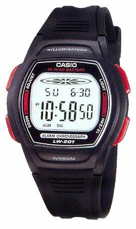 Наручные часы CASIO LW-201-4A
