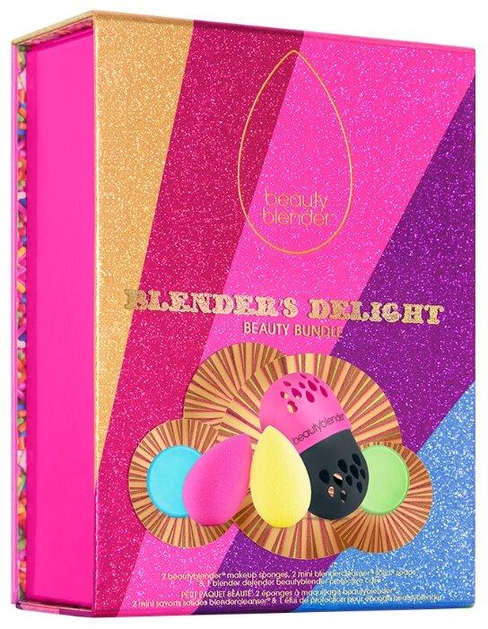 Набор спонжей beautyblender Blender's Delight с мылом,