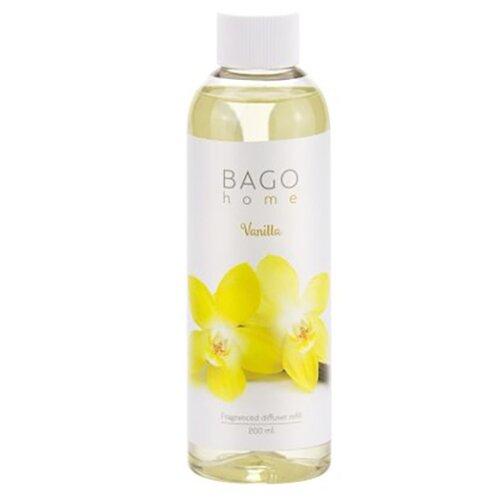 BAGO home наполнитель для диффузора Ваниль, 200 мл skandinavisk наполнитель для диффузора lempi цветочный 200 мл