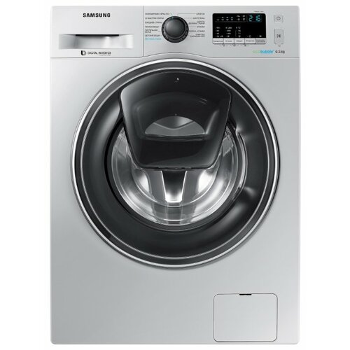 Фото - Стиральная машина Samsung WW65K42E00S стиральная машина samsung ww80r42lhfw