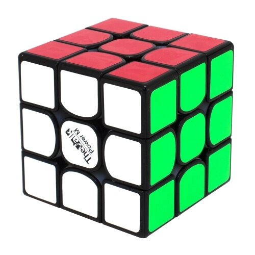 Головоломка QiYi MoFangGe 3x3x3 VALK 3 Power Magnetic черный