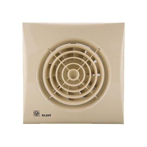 Вытяжной вентилятор Soler & Palau SILENT-200 CZ, ivory 16 Вт