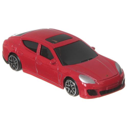 Купить Легковой автомобиль RMZ City Porsche Panamera (344018SM) 1:64 красный, Машинки и техника