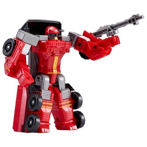 Купить Трансформер YOUNG TOYS Tobot Mini Athlon Valkan 301070 красный, Роботы и трансформеры